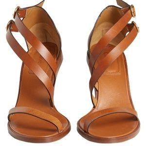 Chloe Niko Double Strap 80mm Sandal